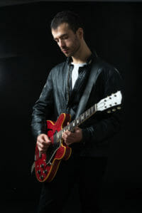 Photo for a musician