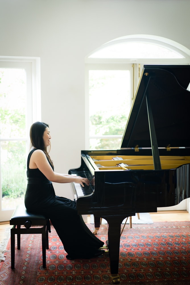 Classical Pianist Photography