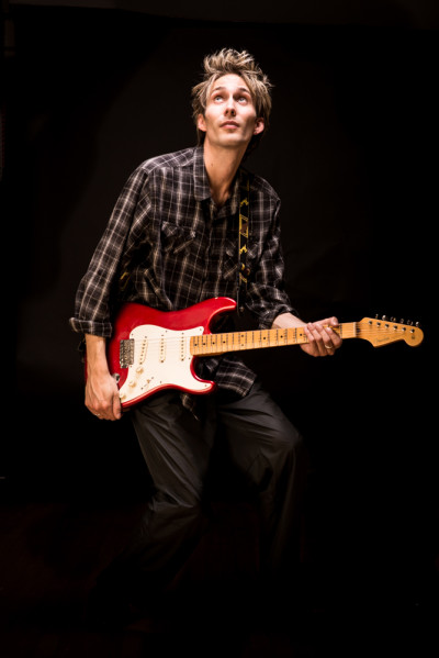 Guitarist Photography London