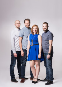 Pop Band Photography