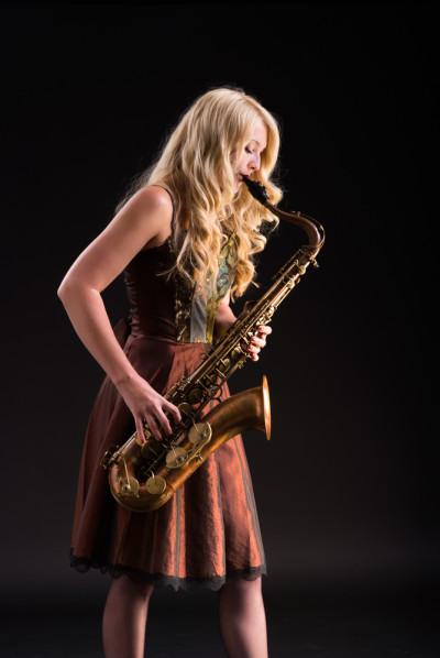 Saxophonist Photography-1