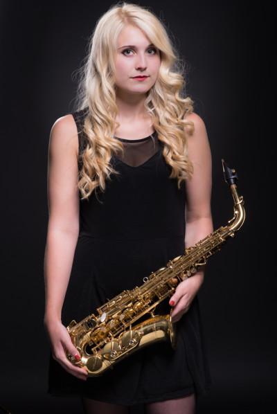 Saxophonist Photography-2