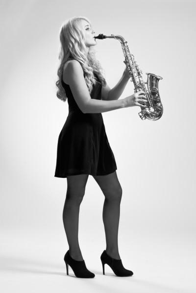 Saxophonist Photography-3