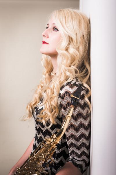 Saxophonist Photography
