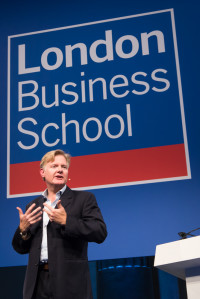 London Business School MBA Orientation