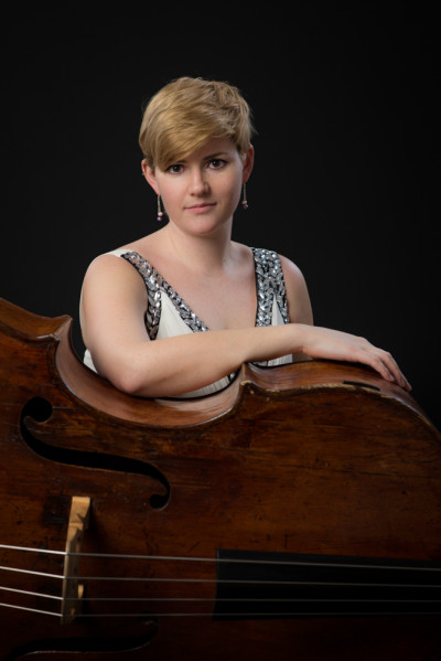 Double Bass Photography