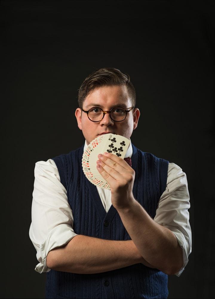 OK, not a musician, but a magician